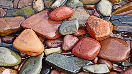 Colorful Pebbles themes