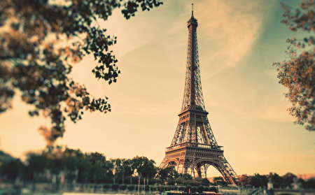 Eiffel Tower themes